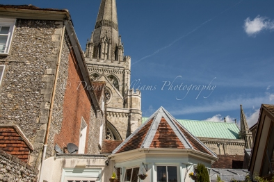 Chichester - city of Roofs!