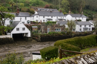 Helford, Helford River, Cornwall