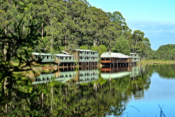 Karri Valley Resort - Lakeside Accommodation