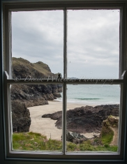 Room with a view! - Kynance Cove Cafe, Lizard Peninsula, Cornwall