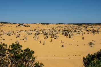 The Pinnacles Desert, Cervantes, Western Australia