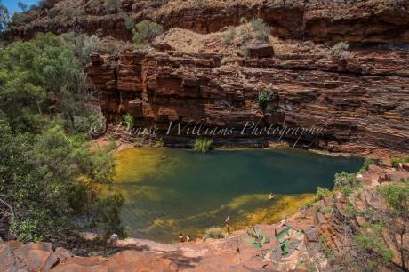 Fortescue Falls - Karijini, Western Australia