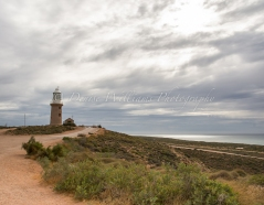 Lighthouse Nr Exmouth, Western Australia