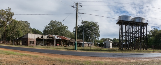 Ludlow - abandoned settlement