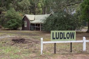 Abandoned Ludlow Settlement