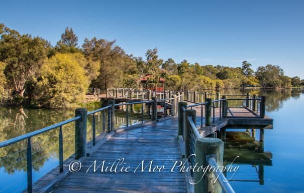 Tomato Lake, Kewdale, Perth
